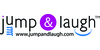 Logos online offers list jump and laugh