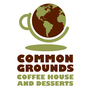 Logos facebook logo common grounds logo