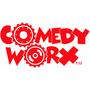 Logos facebook logo comedy worx