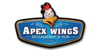 Logos online offers list apex wings logo chrome