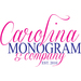 Logos deal list logo carolina monogram logorgb