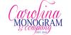 Logos online offers list carolina monogram logorgb