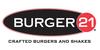 Logos online offers list burger21logo