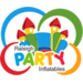 Logos deal list logo raleigh party inflatables