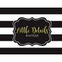 Logos facebook logo littledetailslogo