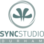 Logos facebook logo syncstudio durham logo stacked highres