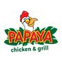 Logos facebook logo papayachickengrilllogo