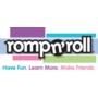 Logos facebook logo rompnroll logo tagline