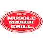 Logos facebook logo muscle maker logo