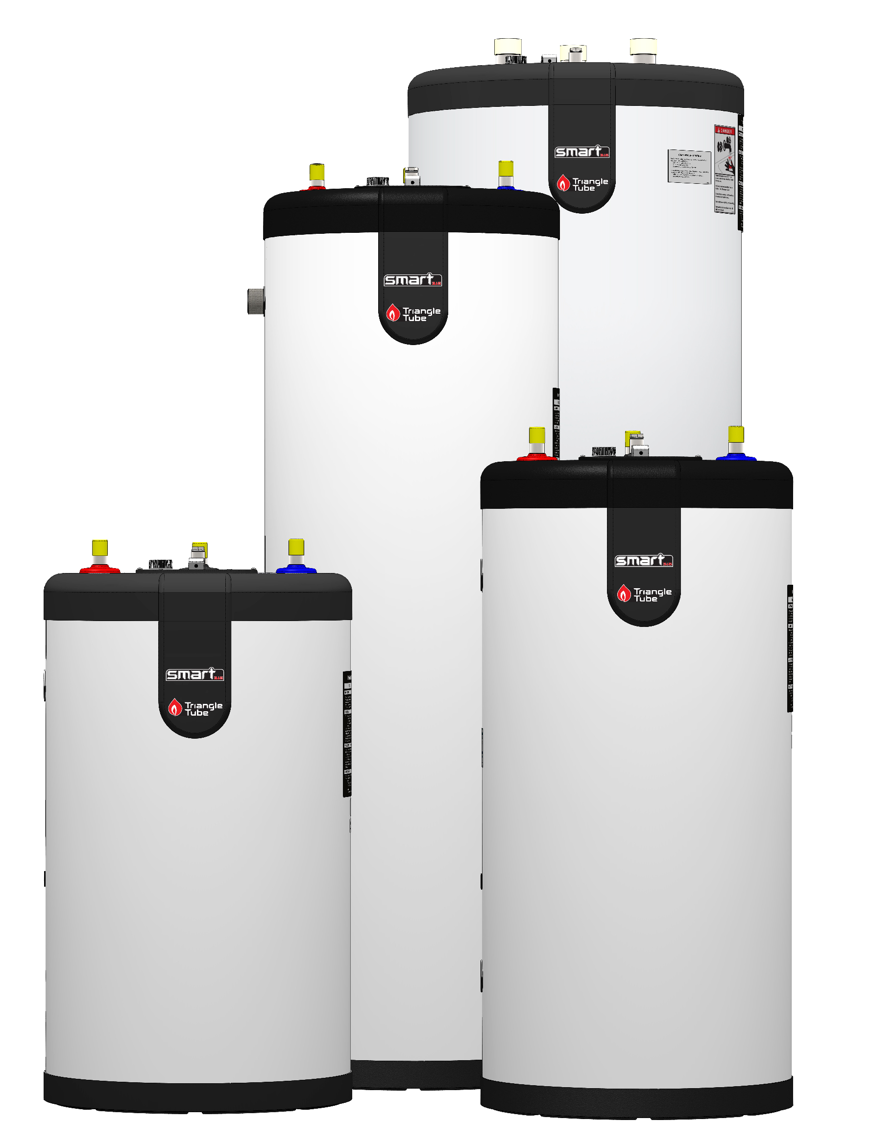 Smart Indirect Water Heater