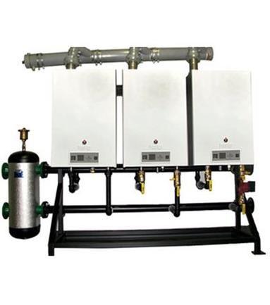 Prestige Cascade Condensing Solo Boiler