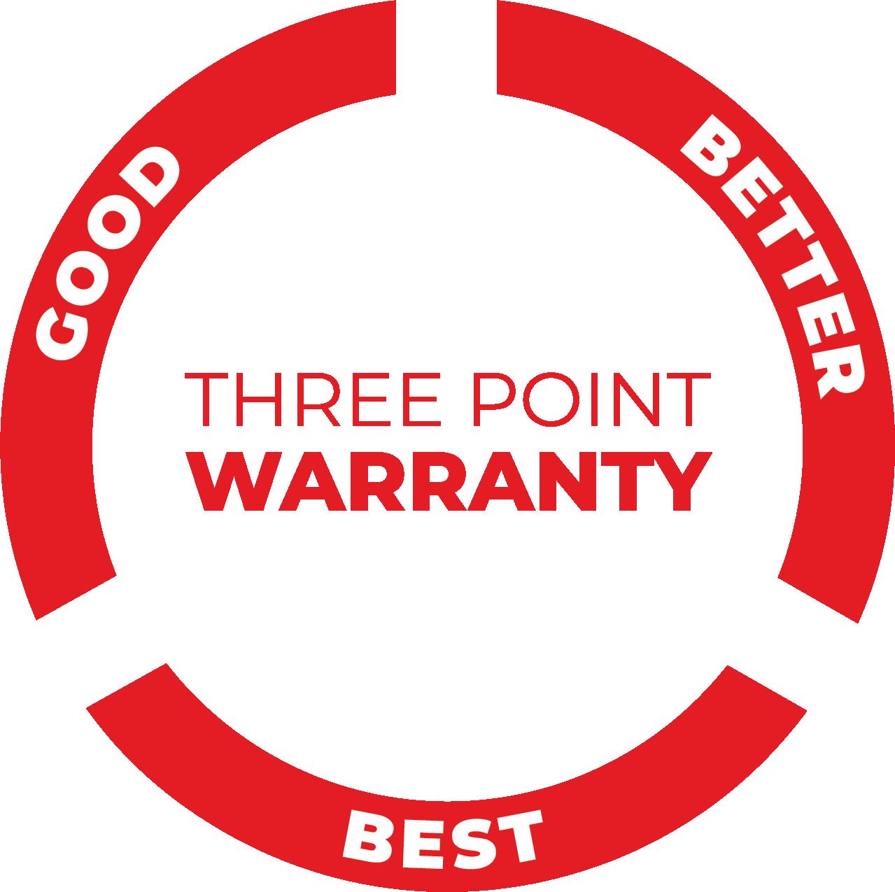 New Market Leading Warranty Program
