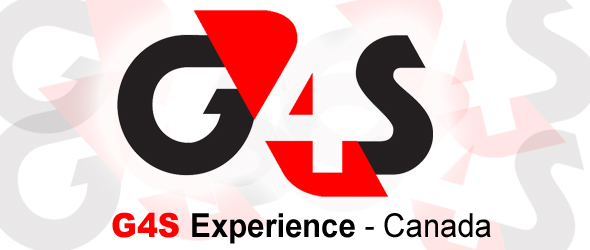 Click the video above to find out more about the G4S Experience.