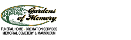 logo - Gardens Of Memory Cemetery Mcminnville Tn