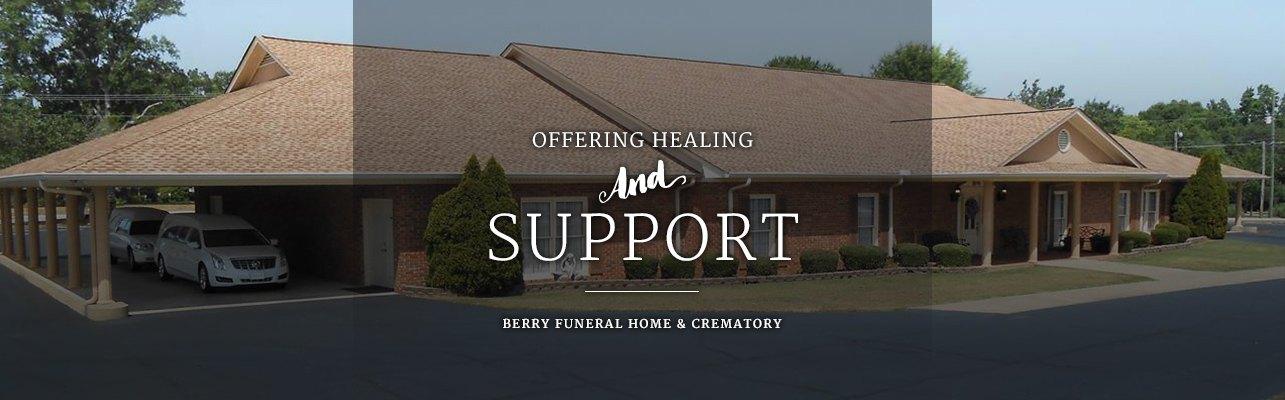 Berry Funeral Home Crematory Elberton Ga
