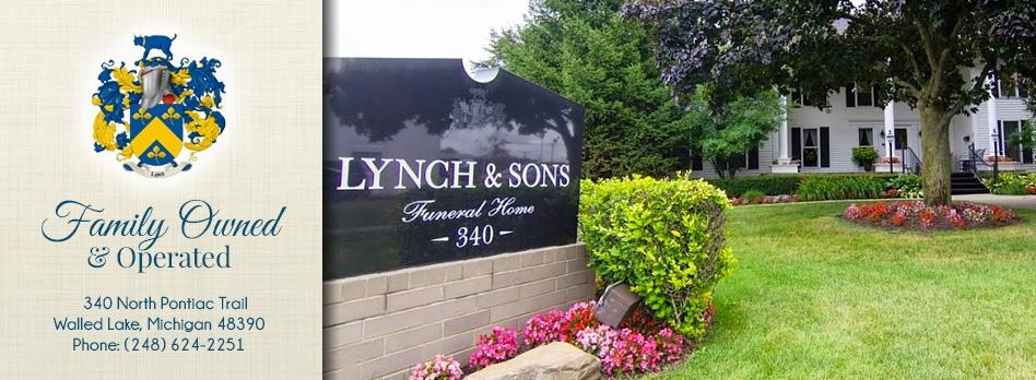 Lynch & Sons Funeral Directors - Walled Lake, MI