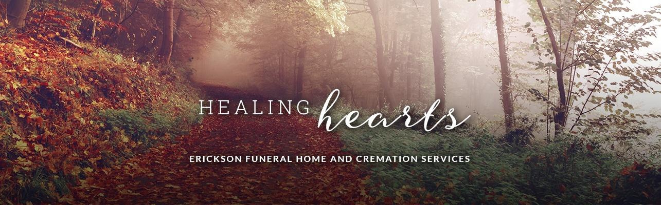 Erickson Funeral Home, Ltd. U2022 Darlington, Argyle, Shullsburg, WI