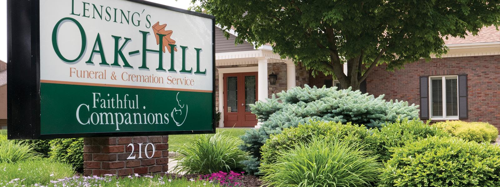 Lensing Funeral Cremation Iowa City Coralville - Garden-oak-funeral-home