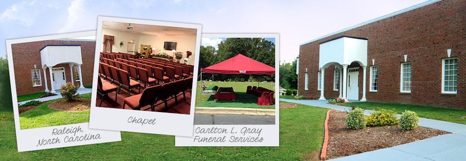 Beautiful Carlton L. Gray Funeral Home