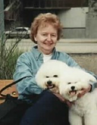 Photo of Norma Dirszowsky