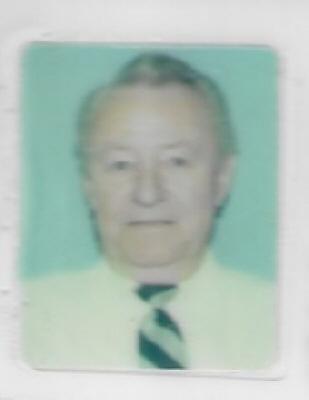 Photo of Robert McLaughlin