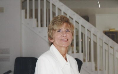 Photo of Hazel Rubinson