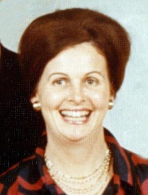 Photo of Margaret Ratliff