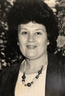 Photo of Mary McLaughlin