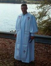 Rev. Edward Eugene (Gene) Kirklin