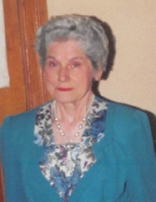 Gladys Mary Vaughan