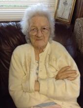 Bonnie Mae Grant McAlister