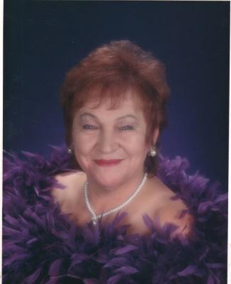 Photo of Gertrude Spracklin