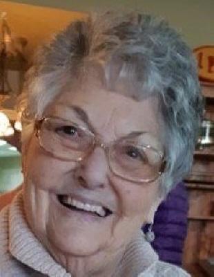 Photo of Joan Kennedy