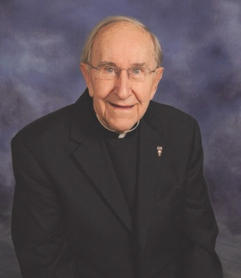 Photo of Rev. John Zabelskas, M.S.