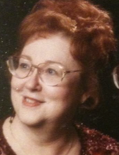 Photo of Patricia Hough