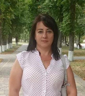Photo of Oksana Zakharchyshyn