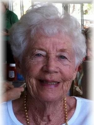 Photo of Margaret Jackson