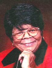 Photo of Deaconess Marion Burns