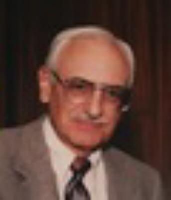 Photo of Dr. John Zieglschmid