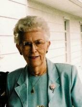 Photo of Martha Hocker