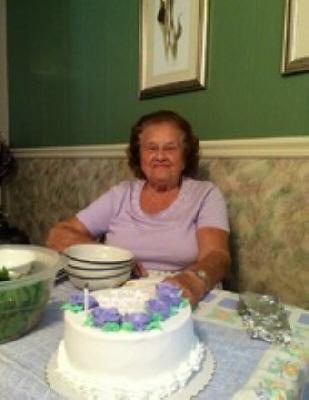 Verna Bosak Obituary - Visitation & Funeral Information