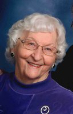 Photo of Evelyn Johnson