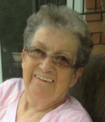 Photo of Mary McGoey