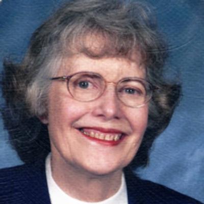 Photo of Barbara Alderdice