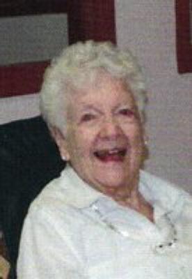 Photo of Lorene McLean (nee Hodgins)