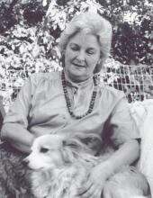 Virginia Bradshaw