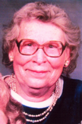 Photo of Blanche Presnell