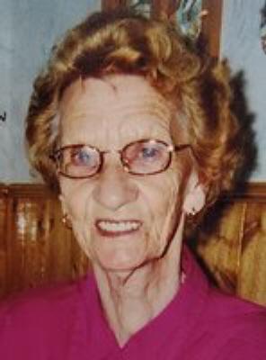 Photo of Bertha May Clarke