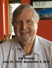 Photo of Joseph Balazsy
