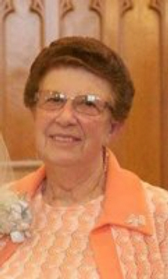 Photo of Gladys McNeilly